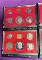 UNITED STATES PROOF SETS (67)