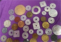 HUGGE LOT OF MIXED COINS - SEE PICS (80)