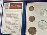 HUGE LOT OF MIXED COINS - SEE PICS (73)