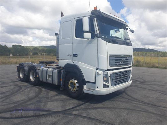 2013 Volvo FH16.600 - Trucks for Sale