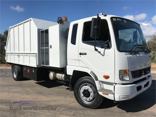 2013 Mitsubishi Fuso FK - Trucks for Sale