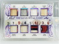 WOW! 1/3 2019 Ruth/Mantle/Williams/Musial/Dimaggio