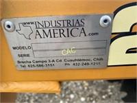 Industrias America 2422 Tandem Disc Plow