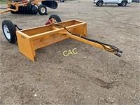 Industrias America F07 Tilt 7' Hyd Blade