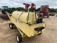500gal Portable Diesel Tank w/Pump