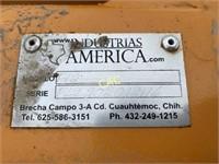 Industrias America F 12 12' Hyd Blade