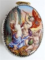Joseph Strixner, verge fusee, Viennese Renaissance