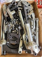 Snap-on puller parts, other brand puller parts.