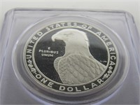 1983-S US Olympic $1 Silver Commemorative Coin