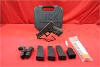 Glock Pistol 9mm Model 19 Gen 4