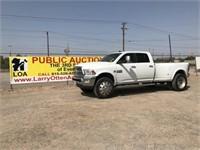 2014 Dodge Ram 3500HD ST Laramie Pickup 4x4