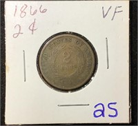 Online Estate Coin Auction
