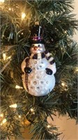"Radko ""Frosty Winds"" Ornament"