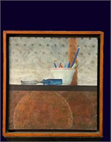 Original Works of artist, Mark Meunier