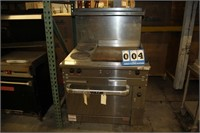 RESTAURANT & FOOD SERVICE CO. LIQUIDATION AUCTION (Used)