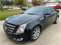 2008 Cadillac CTS-4 AWD, only 129,000 kms