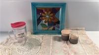 Salt & Pepper Shaker, Mom Travel Cup, Decorative