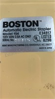 Vintage Boston Automatic Electric Stapler