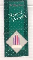 Vintage Abbey Advent Wreath