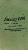 Stoney Hill Lodge Country Crock Bowl, Pyrex &