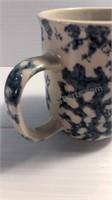 Assorted Ceramic & Plastic Coffee Mugs