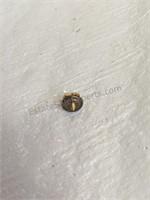 Avon Timekeeper Jewelry Clock & Assorted