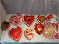 Valentine's Chocolate Boxes & Assorted
