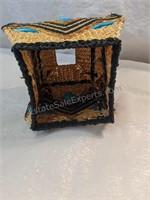 Southwest Pottery Decor & Wicker Art