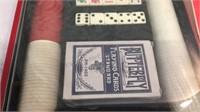 Whyte & Mackay Distillers Poker Set (NIP) and