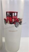 Libbey Glass Classic Car Set Of 8 Glasses