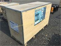 SAUNA STEAM SHOWER ROOM C/W:LEFT DRAIN, BLUETOOTH,