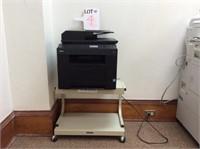 Dell 2335dn printer copier with stand