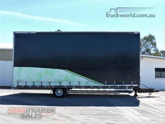 2015 Dean Curtainsider Trailer - Trailers for Sale