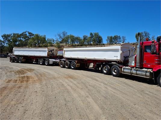 2011 Roadwest R/T Combination - Trailers for Sale