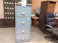 Murphy Fire King File Cabinet