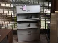 Hon 5 Drawer Cabinet