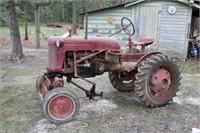 International Harvester Tractor (not Running) may