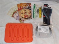 Pampered Chef Season's Best Recipe Collection