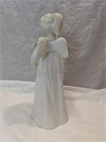 Porcelain Angel Figurines