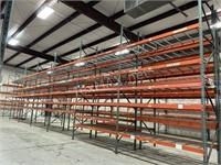 Pallet Racking & Shelving Liquidation Auction