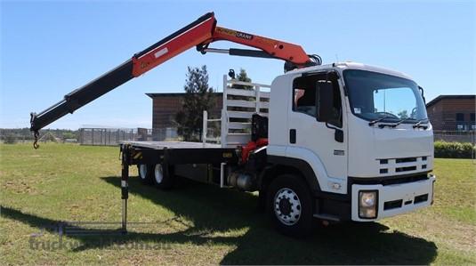 2009 Isuzu FVZ 1400 Auto - Trucks for Sale