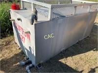 850gal Aluminum Water Tank