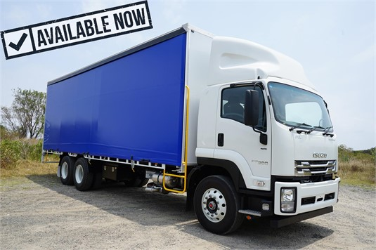 2020 Isuzu FVL 1400 - Trucks for Sale