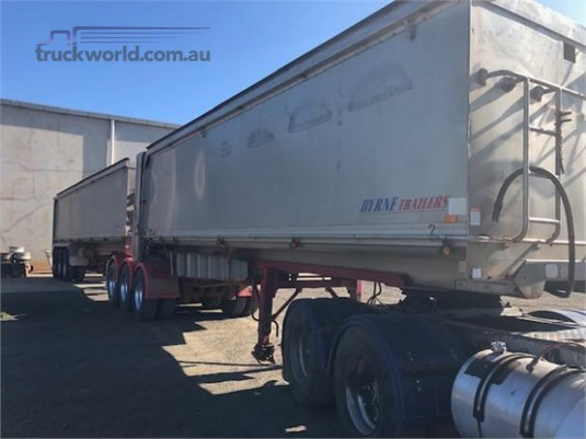 1997 Byrne B/D Combination - Trailers for Sale