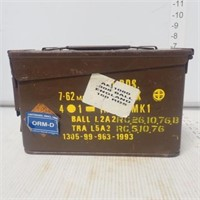 308 Cartridges - Ammo Box full