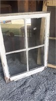 6 and 4 pane windows