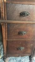 6 drawer vanity or desk