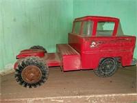 Nylint and Marx trucks
