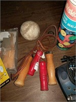 Assortment of toys