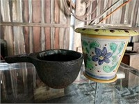 Hand thrown Pottery pieces